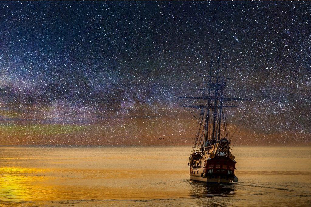 ship horizon