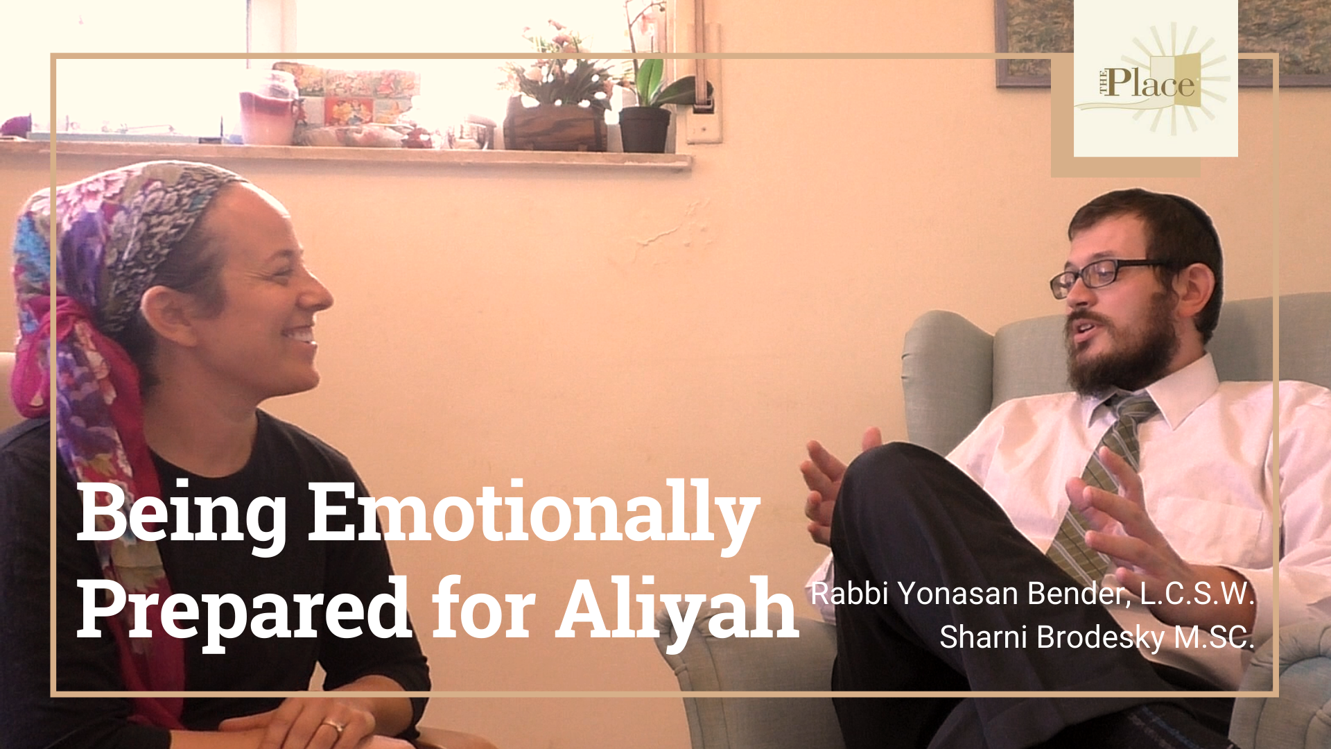 Interview: Being Emotionally Prepared For Aliyah