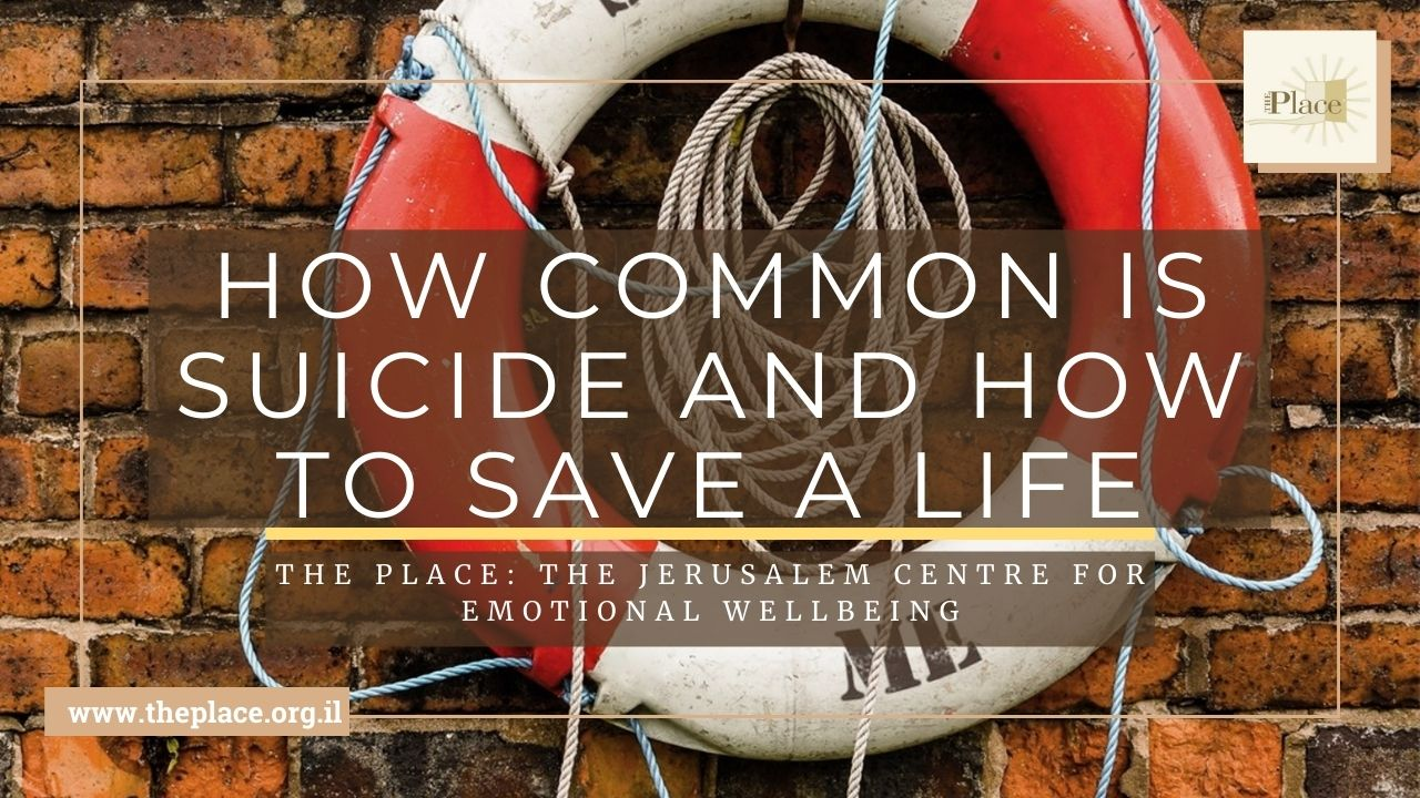 How Common is Suicide and How To Save a Life